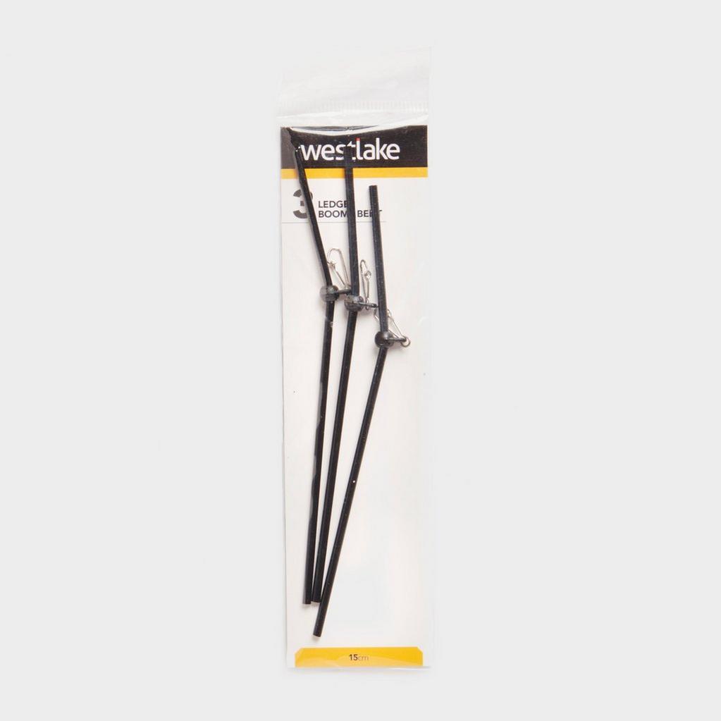 Black Westlake Ledger Boom Bent (15cm) image 1