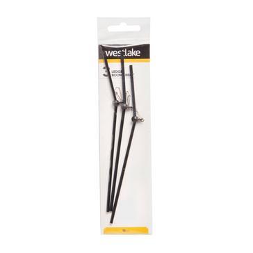 Black Westlake Ledger Boom Bent (15cm)