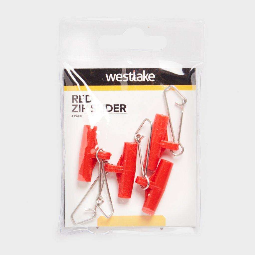 Red Westlake 2Pk Red Zip Slider image 1