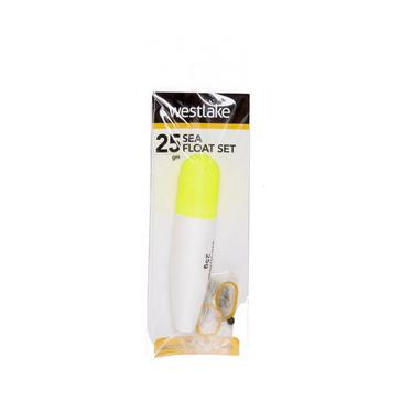Yellow Westlake Eco Sea Float Kit 25G Ylw