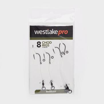 Black/Grey Westlake Chod Rigs 8 to 20lb