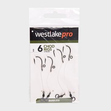 Black/Grey Westlake Chod Rigs 6 to 30lb