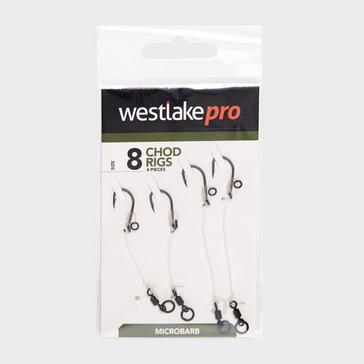 Multi Westlake Chod Rig Micro-barbed Size 4 4pcs