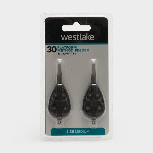 Multi Westlake 30G Mthd Fdr Plat Med 2Pk image 1