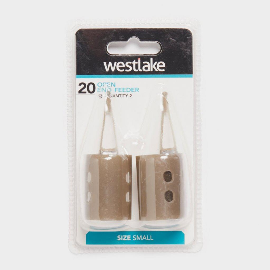 Grey Westlake Open Ended Feeder 2 Pack 20g image 1