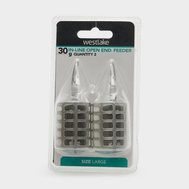 Grey Westlake 30Gm Open Ended Feeder 2Pk image 1