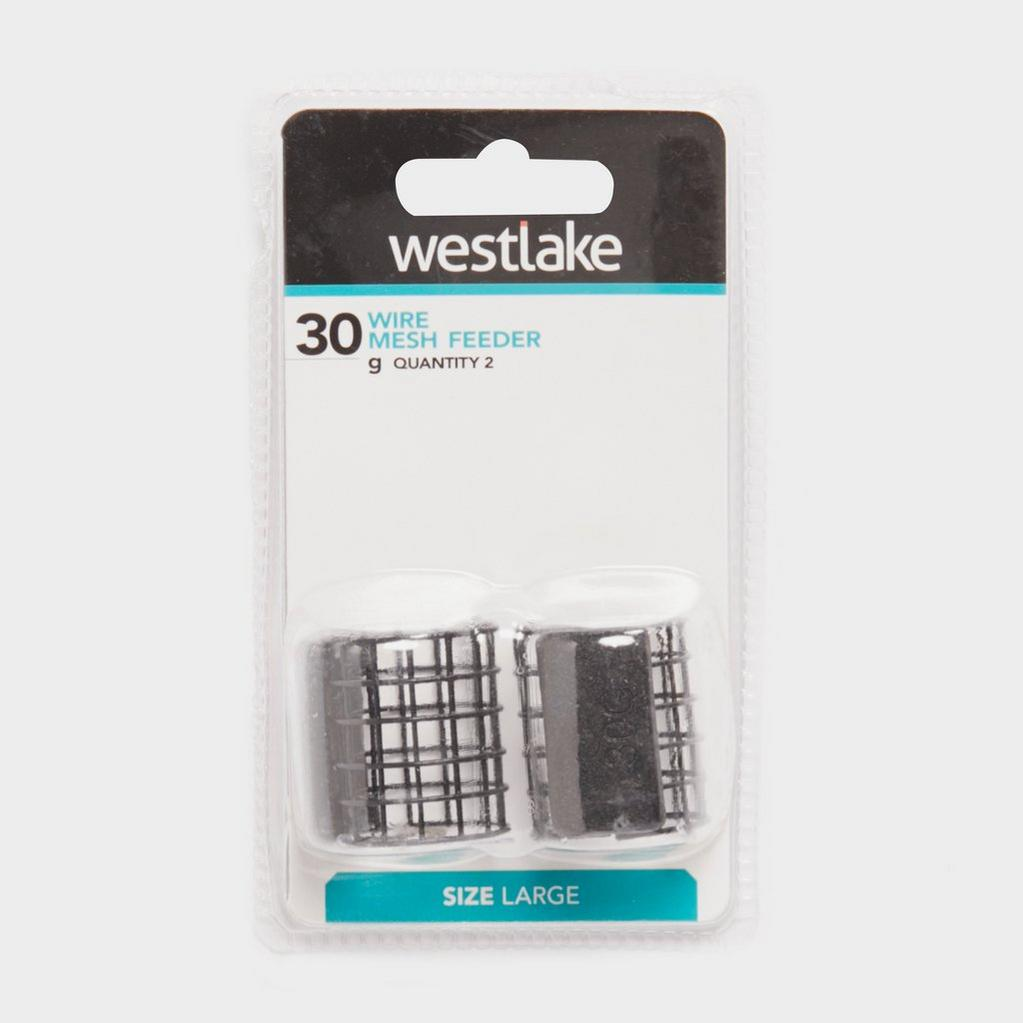 Grey Westlake Wire Mesh Feeder Large 30g (2 Pack) image 1