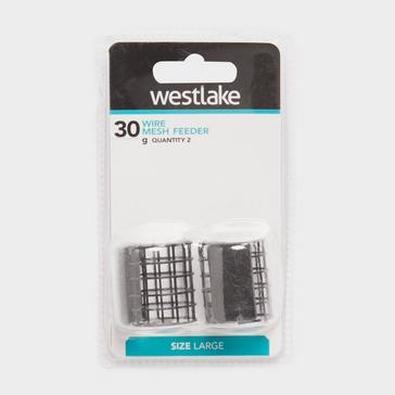 Grey Westlake Wire Mesh Feeder Large 30g (2 Pack)