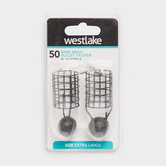 Black Westlake 50Gm Distance Wire Fdr 2Pk image 1