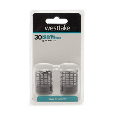 Black Westlake 30Gm Wf Distance Fdr 2 Pk