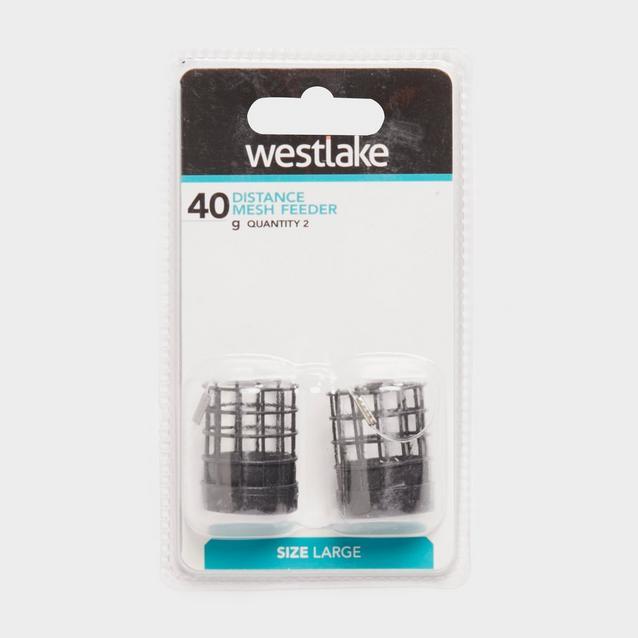 Black Westlake 40Gm Wf Distance Fdr 2 Pk image 1