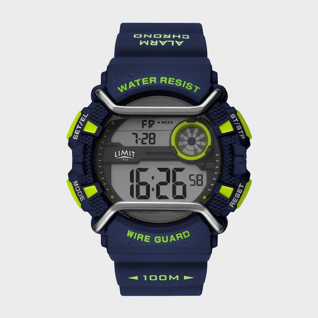 Blue Limit Men's Active Digital Watch image 1