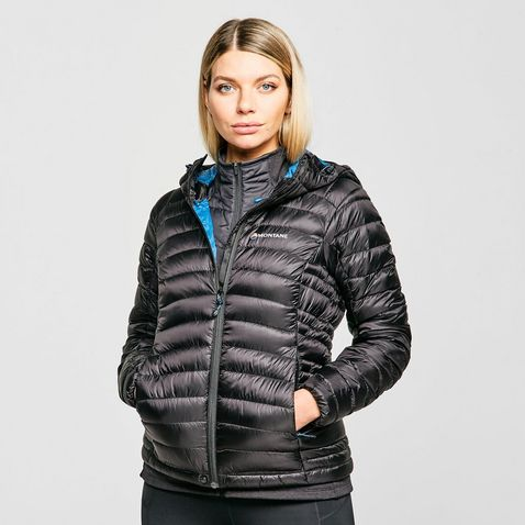 Women's Insulated Down Coat