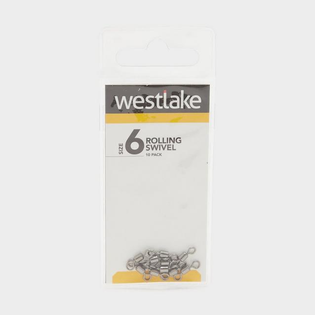 Silver Westlake Rolling Swivel Size 6 image 1
