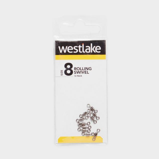 Silver Westlake Rolling Swivel Size 8 image 1