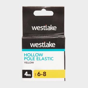 Yellow Westlake Hollow Elastic (Yellow 6-8)