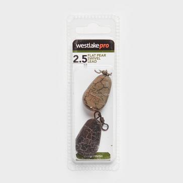 Green Westlake Flat Pear Swivel Weight 2 Pack 5oz