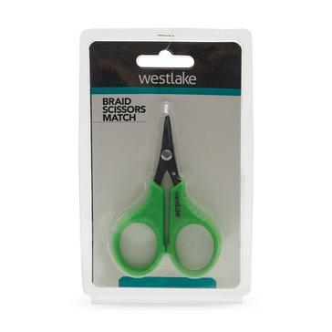 Green Westlake Braid Scissors Match
