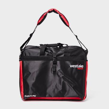 Black Westlake Match Double Net Bag