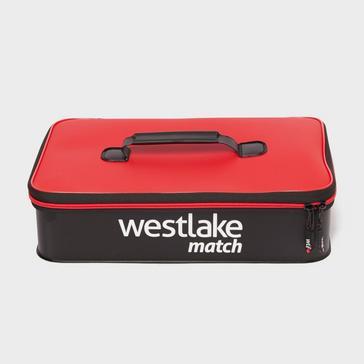 Red Westlake EVA Five Piece Solid Lid/Bait Case Set
