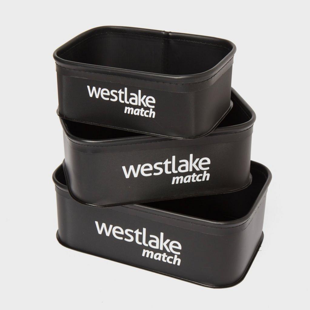 Black Westlake 3 Piece Bait Set Pack image 1