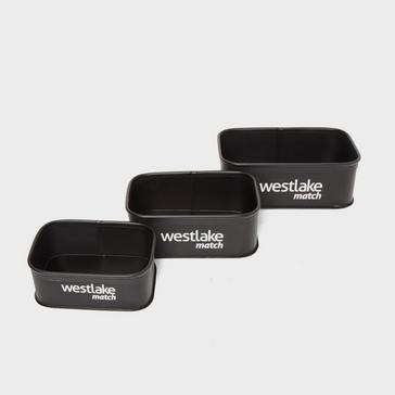 Black Westlake 3 Piece Bait Set Pack