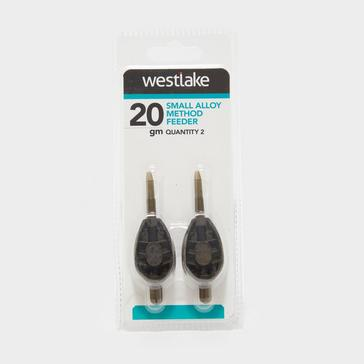 Green Westlake Small Alloy Method Feeder 20gm