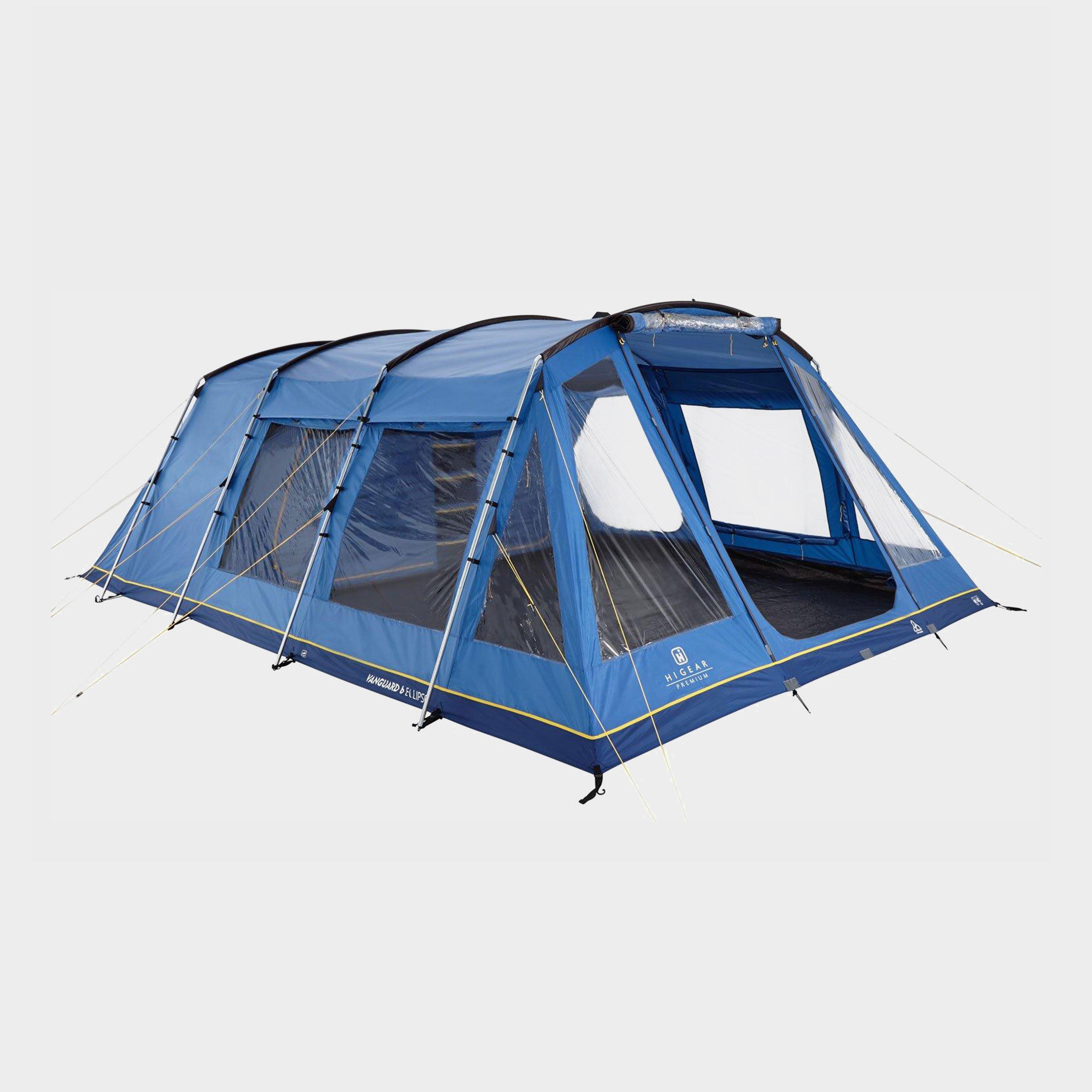 HI-GEAR Vanguard Nightfall 6 Tent, IGO/IGO