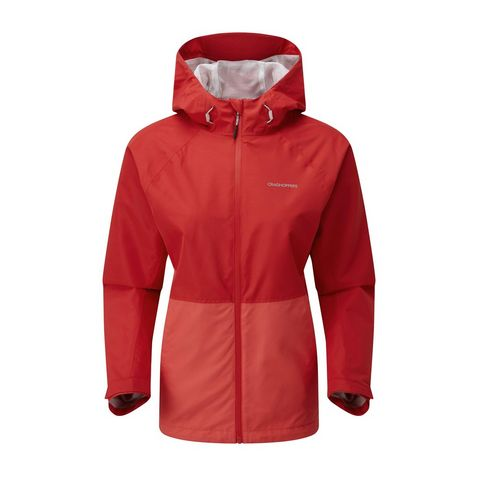 CRAGHOPPERS Womens Lindi WATERPROOF PADDED Coat Jacket PURPLE ON SALE !!!