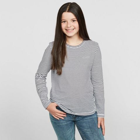 Craghoppers NosiLife Paola Girls Long Sleeve T-Shirt