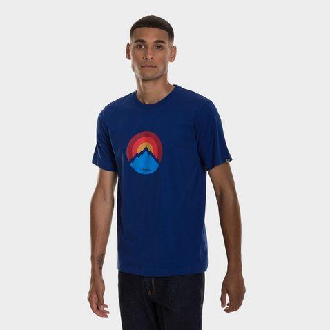 Mountain Warehouse Mens Hay Festival Logo Tee Tshirt