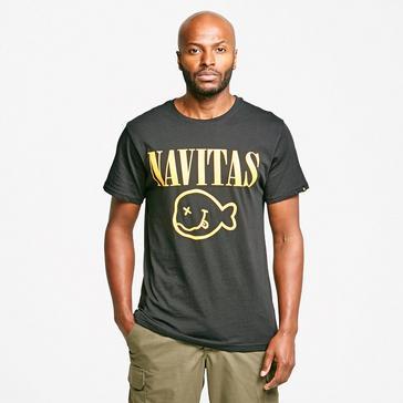 Black Navitas Men's Kurt T-Shirt