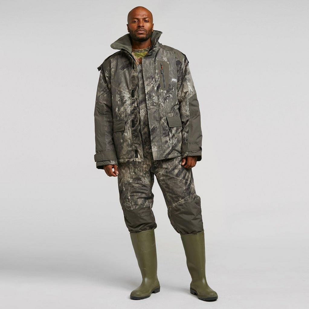 Camouflage SVENDSEN High Grade Real Tree Camp Thermo Suit (XXL) image 1