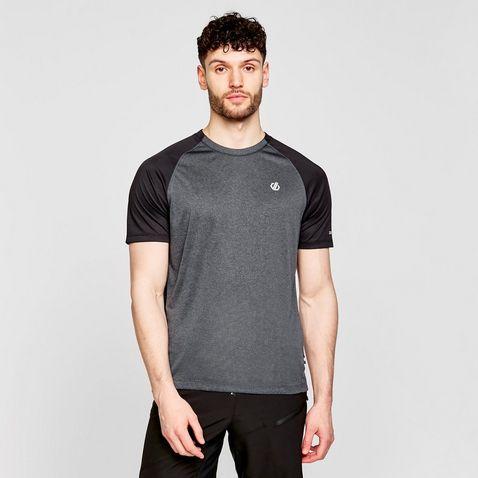 Dare2b T Shirt Mens Wild Side Hiking Walking Cycling Running Gym Work Jersey Tee