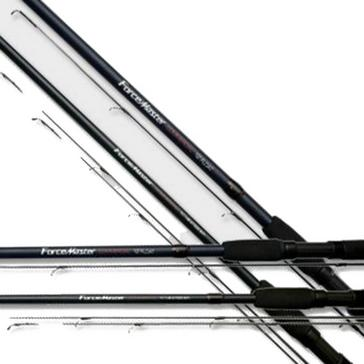 Black SHIMANO Forcemaster BX Commercial 11ft Rod
