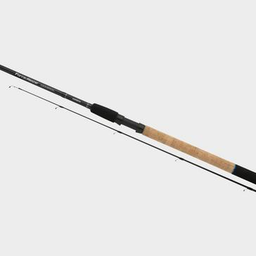 Black SHIMANO Forcemaster BX Commercial Rod