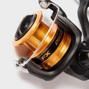 Orange SHIMANO FX 2500 FC