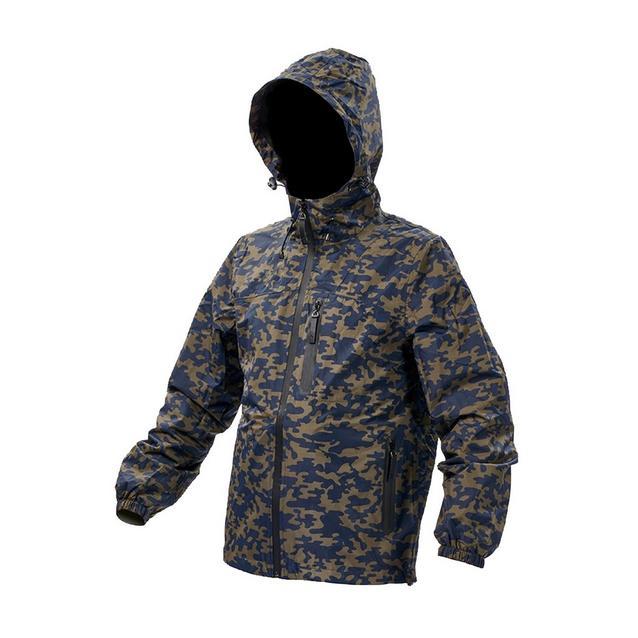 Camouflage Daiwa Carp Camo Jacket Medium image 1