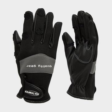 Black RON THOMPSON Skinfit Neoprene Gloves