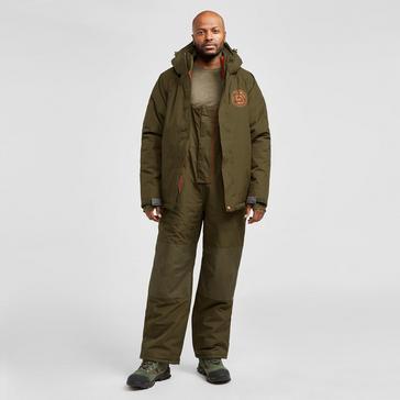 Green Trakker Core 3 Piece Suit Small