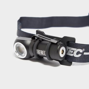 IProtec Rebel 600 Lumen Rechargeable Headlamp