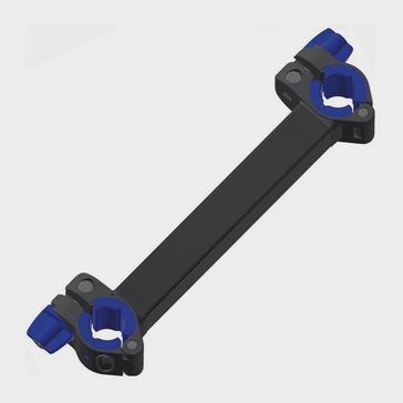 Black Garbolino Multigrip Open Support Inline 150mm