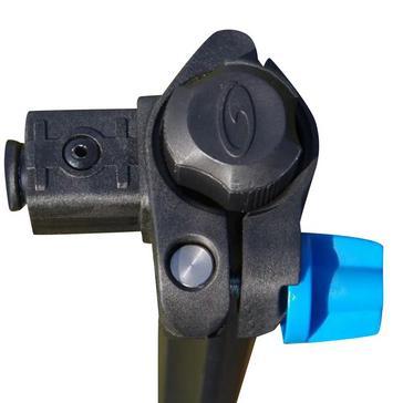Black Garbolino Multi-grip Keepnet Arm 18cm (Long)