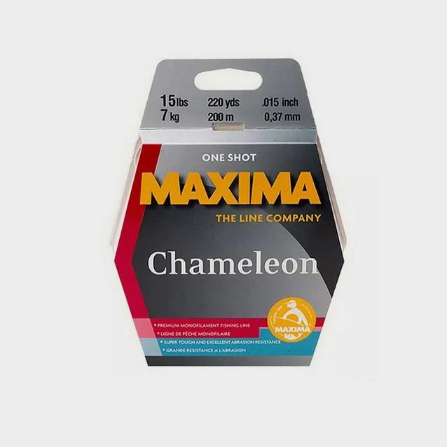 Maxima 250m Chameleon One Shot 15lb image 1