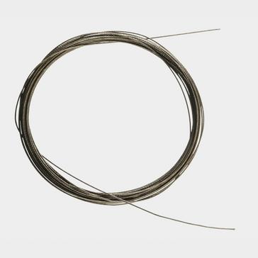 Silver Daiwa 5M/5Kg Px 7X7 Wire Spool