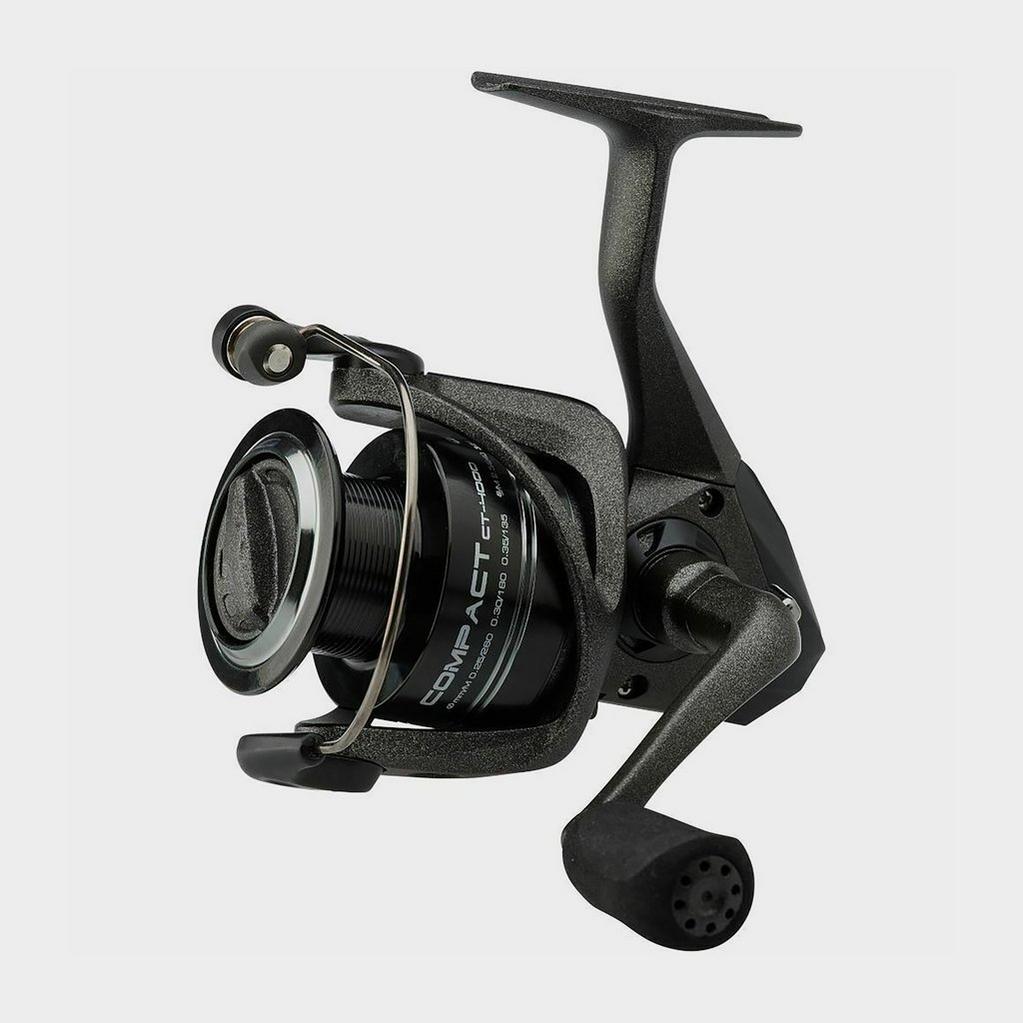Black Okuma Compact CT-4000 FD Reel image 1