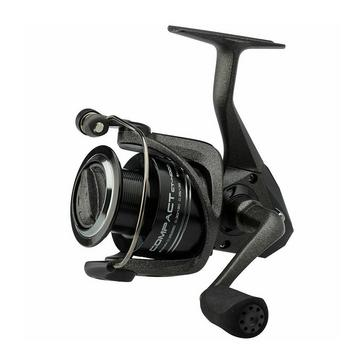 Black Okuma Compact CT-4000 FD Reel