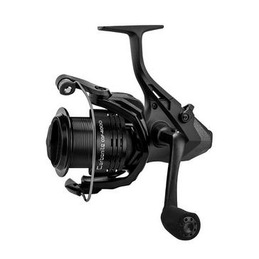 Black Okuma Carbonite CQF-5000 BF Reel