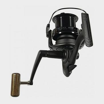 Black Okuma Custom Black CB-60 QF Reel