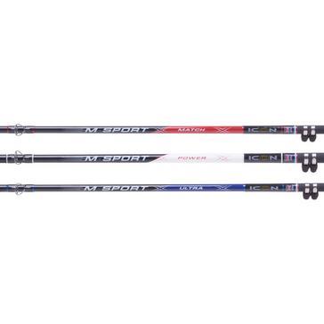 Black Leeda M-Sport MK3 Match Rod